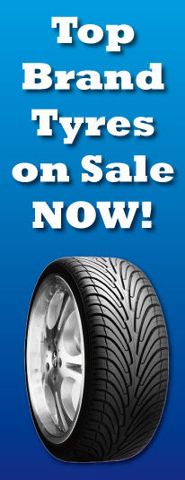 Tyres On Sale Now!